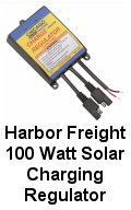 100 Watt Solar Charge Regulator