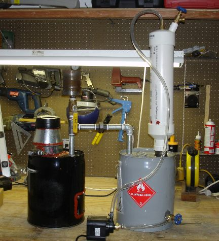 plans for a wood gasifier