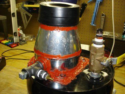 Газогенератор для холодного копчения своими руками 17