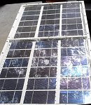 My home-built solar panels
