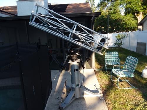 Mike's Telescope Workshop