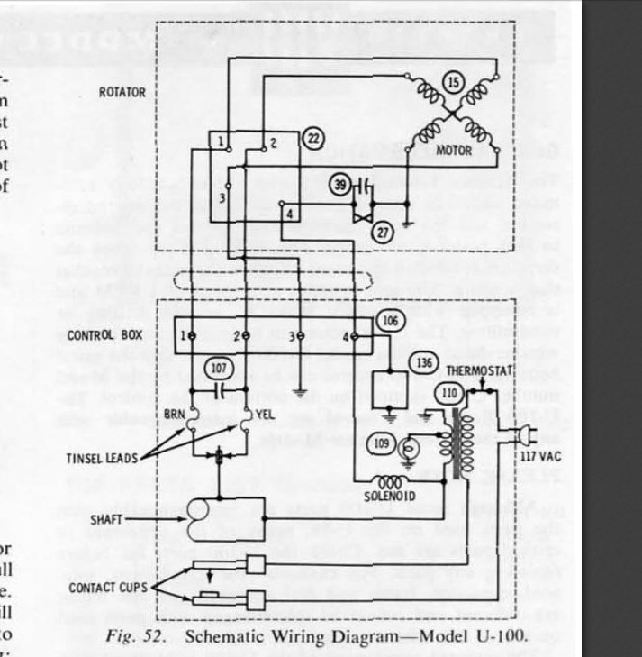 oldschematic channel master rotor wiring diagram channel master antenna \u2022 free channel master rotor wiring diagram at gsmx.co